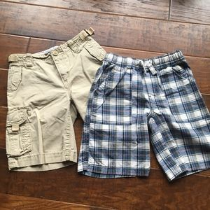 Bundle of 2 pairs of Children's Place Boy Shorts